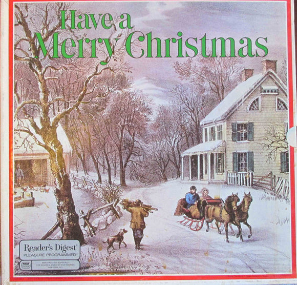 Various - Have A Merry Christmas