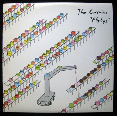 The Curtains - Fly Bys