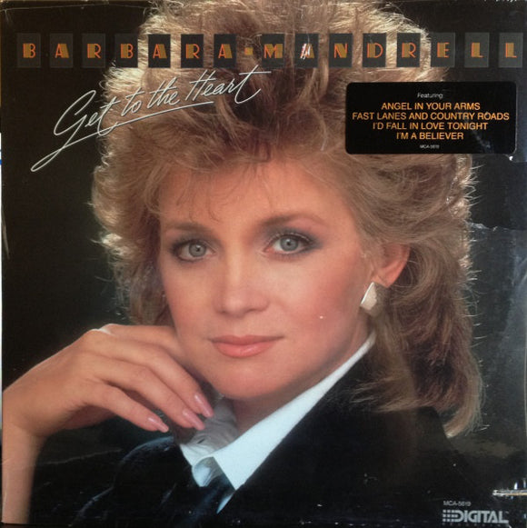 Barbara Mandrell - Get To The Heart