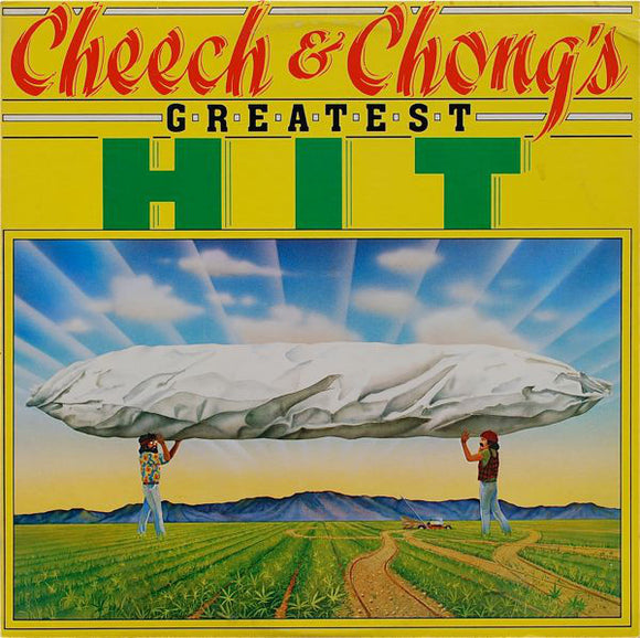 Cheech & Chong - Cheech & Chong's Greatest Hit