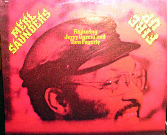Merl Saunders - Fire Up