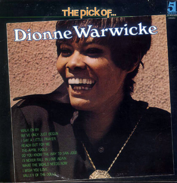 Dionne Warwick - The Pick Of Dionne Warwicke