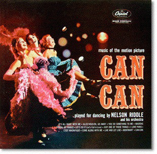 Nelson Riddle - Can Can