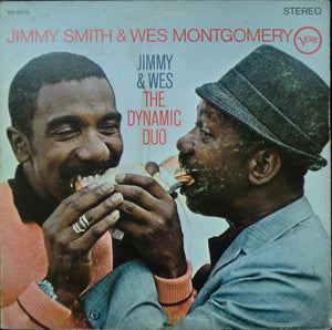 Jimmy Smith - The Dynamic Duo