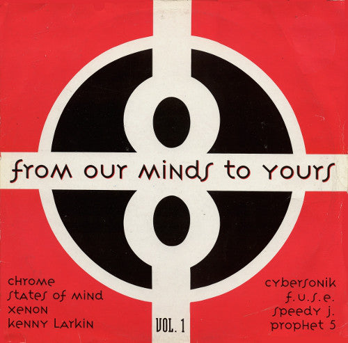Various - From Our Minds To Yours Vol. 1
