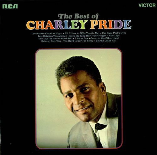 Charley Pride - The Best Of