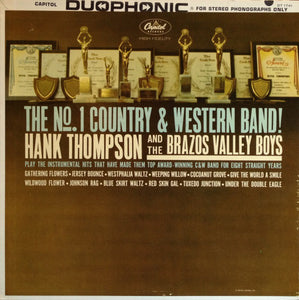 Hank Thompson And His Brazos Valley Boys - The Number One Country And Western Band