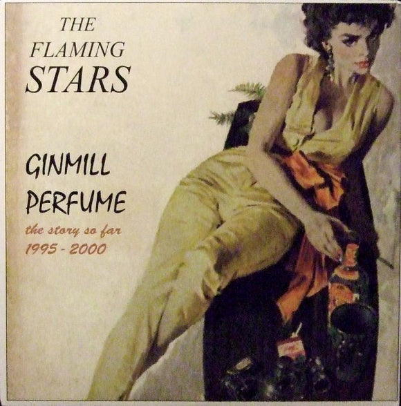 The Flaming Stars - Ginmill Perfume
