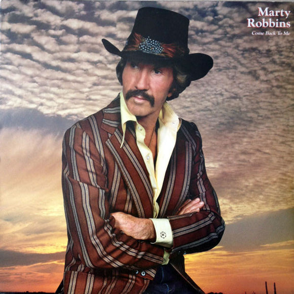 Marty Robbins - Come Back To Me