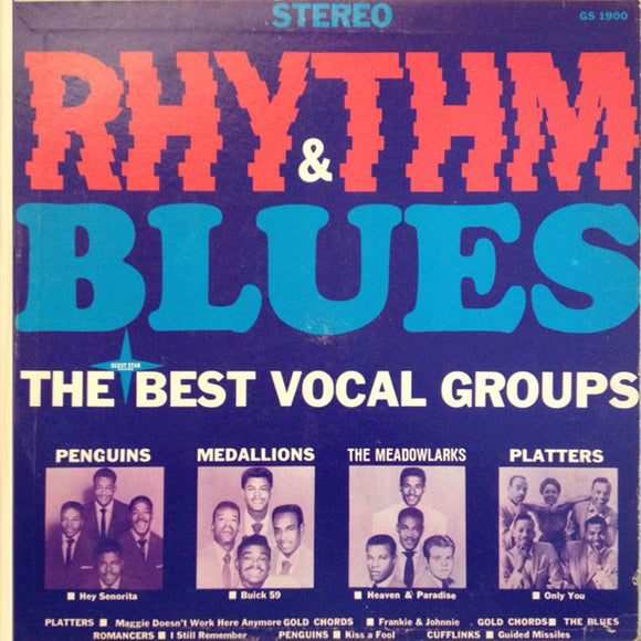 Various - Rhythm & Blues