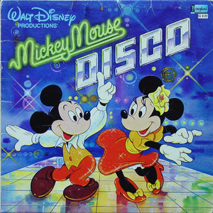Various - Mickey Mouse Disco