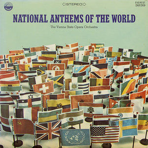 Orchester Der Wiener Staatsoper - National Anthems Of The World