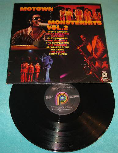 Various - Motown Monsterhits Vol. 2