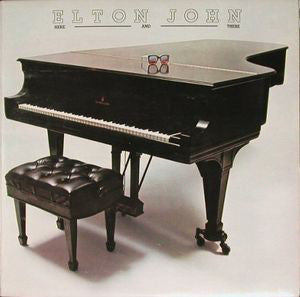 Elton John - Here And There