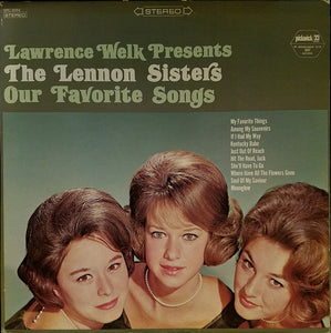 The Lennon Sisters - Our Favorite Songs