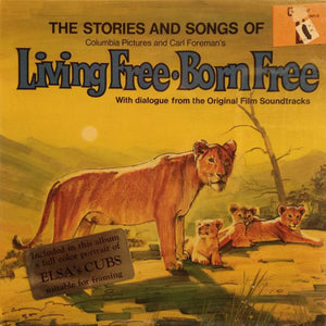 Lois Lane - Living Free Born Free