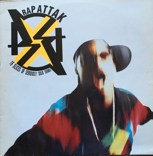 Various - Rap Attak
