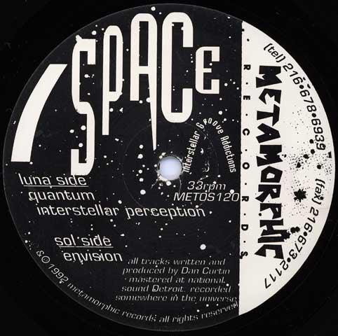Dan Curtin - Space