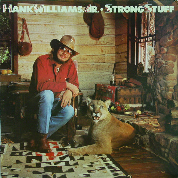 Hank Williams Jr. - Strong Stuff