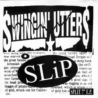Swingin' Utters - Split 7