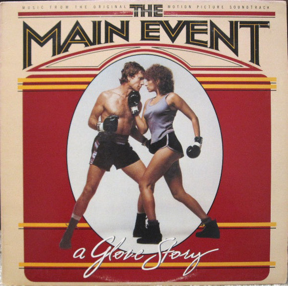 Various - The Main Event (A Glove Story)