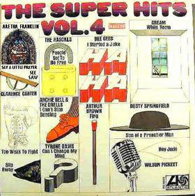 Various - The Super Hits Vol. 4