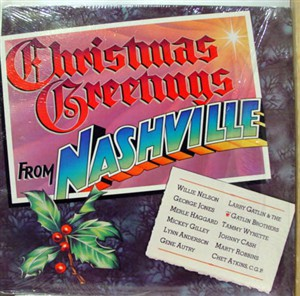 Various - Christmas Greetings From Nashville