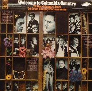 Various - Welcome To Columbia Country