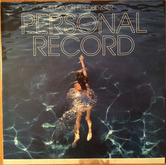 Friedberger, Eleanor - Personal Record