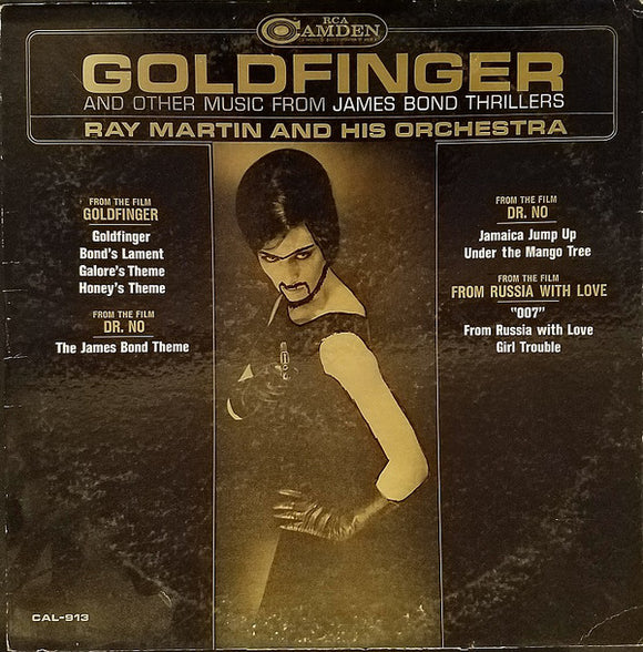 Ray Martin And His Orchestra - Goldfinger