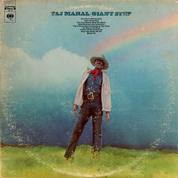 Taj Mahal - Giant Step