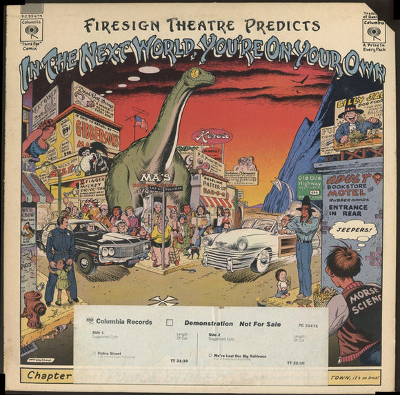 The Firesign Theatre - In The Next World, You're On Your Own