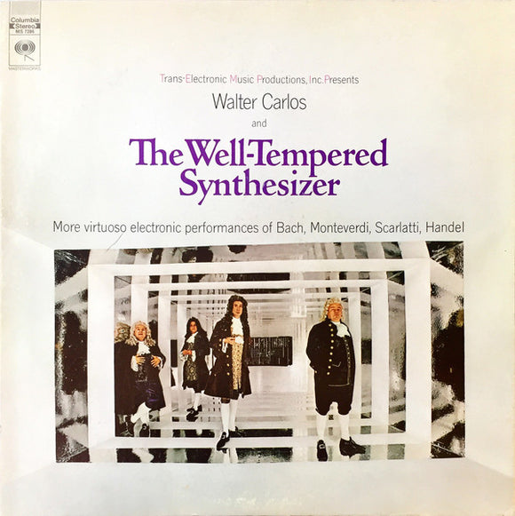 Walter Carlos - The Well-Tempered Synthesizer