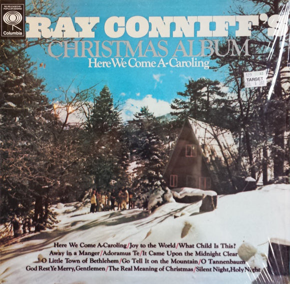 Ray Conniff - Ray Conniff's Christmas Album: Here We Come A-Caroling
