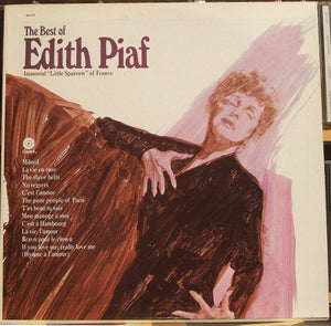 Edith Piaf - The Best Of Edith Piaf