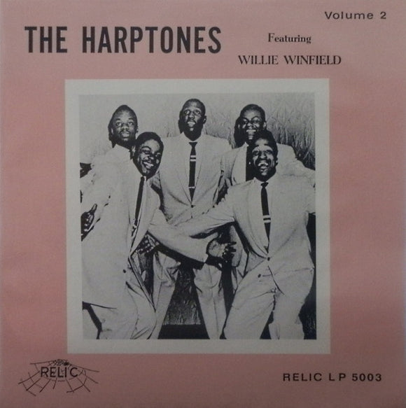 The Harptones - Volume 2