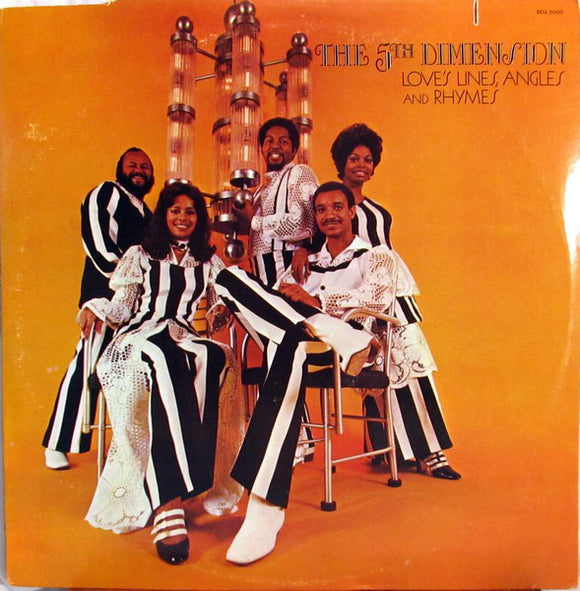 The Fifth Dimension - Love's Lines, Angles And Rhymes