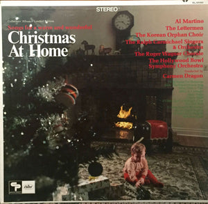 Various - Christmas At Home