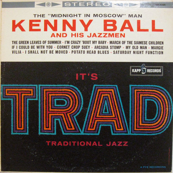Kenny Ball - It's Trad