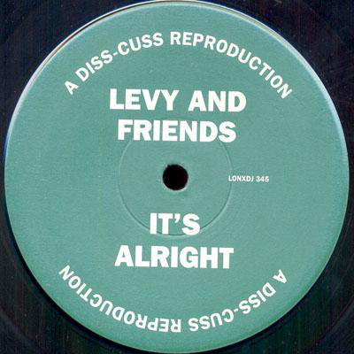 Levy And Friends - It's Alright