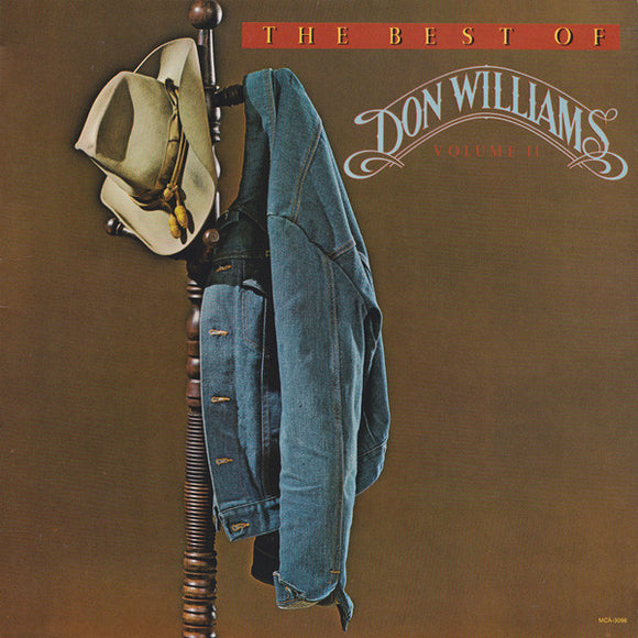 Don Williams - The Best Of Don Williams, Volume II