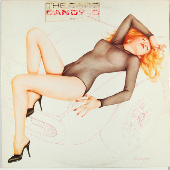 The Cars - Candy-O