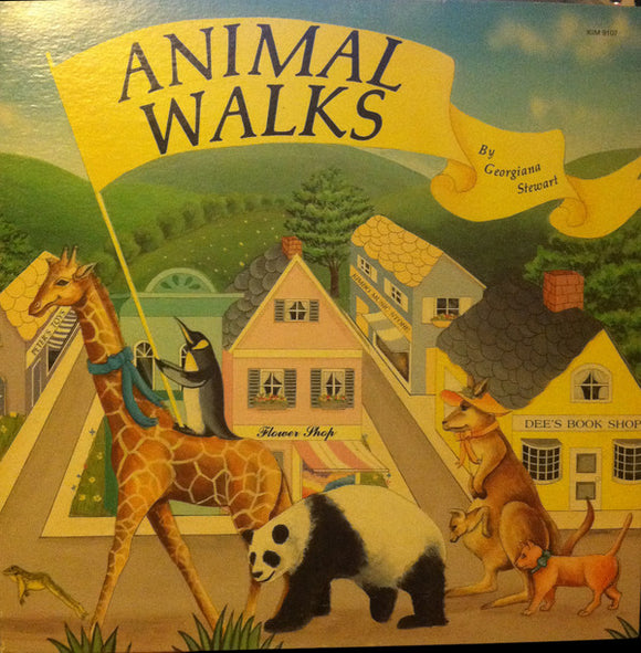 Georgiana Stewart - Animal Walks