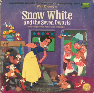Unknown Artist - Snow White And The Seven Dwarfs