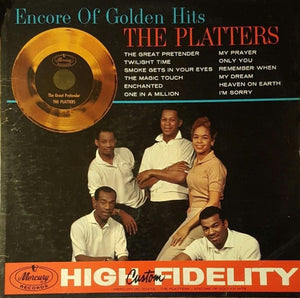 The Platters - Encore Of Golden Hits
