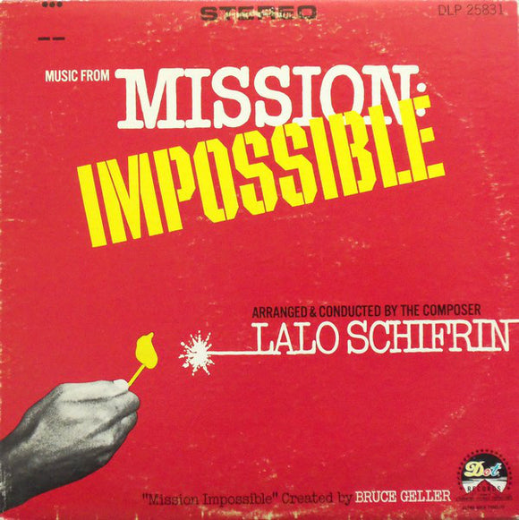 Lalo Schifrin - Mission: Impossible