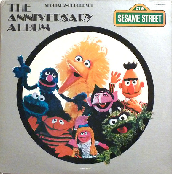 Sesame Street - The Anniversary Album