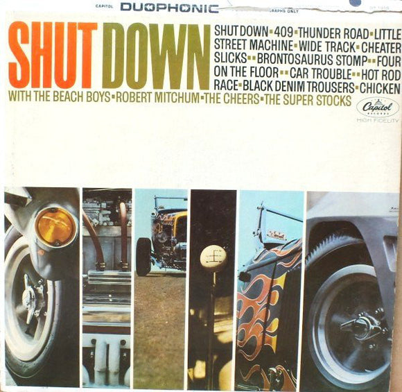 Various - Shut Down