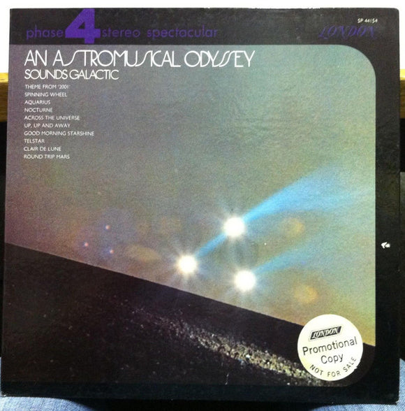 Sounds Galactic - An Astromusical Odyssey
