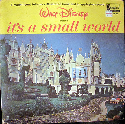 Walt Disney - It's A Small World